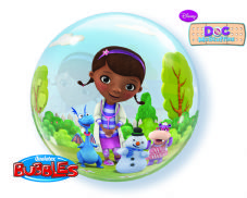 Disney Doc McStuffins Bubble Balloon